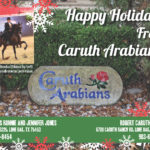 Dec 2018: Caruth Arabians